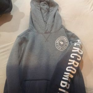 Abercrombie and Fitch hooded sweatshirt